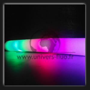 Bâton mousse led Multicolore