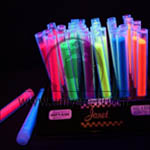 Tube Paillettes UV/FLUO