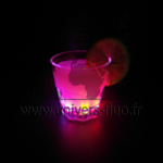 Verre Whisky LED