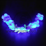 Collier Hawai Fluo / UV